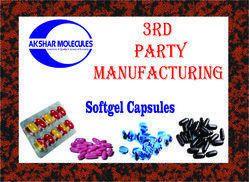 nutraceutical & softgel capsule Lactic acid Bacillus and Zinc Sulphate Sachet