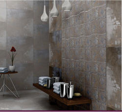 Ceramic Johnson 250x375 Digital Wall Tiles, Thickness: 5-10 mm, Size (In cm): 25*37.5