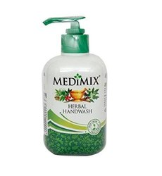Medimix Herbal Hand Wash, Packaging Type: Pump Dispenser Bottle, Packaging Size: 250 Ml
