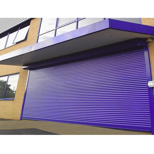 Single Phase Profile Automatic Rolling Shutter