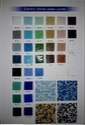 Mosaic Tiles In Plain Color