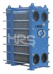 HRS Mild Steel Water Cooled Heat Exchanger, For Industrial