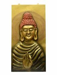 Meditating Gautam Buddha Wall Hanging
