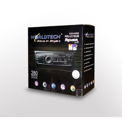 Car Audio Packaging Corrugated Box