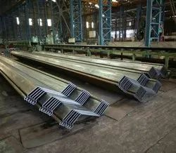 Z Type Steel Sheet Piles