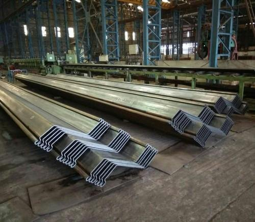 Z Type Steel Sheet Piles