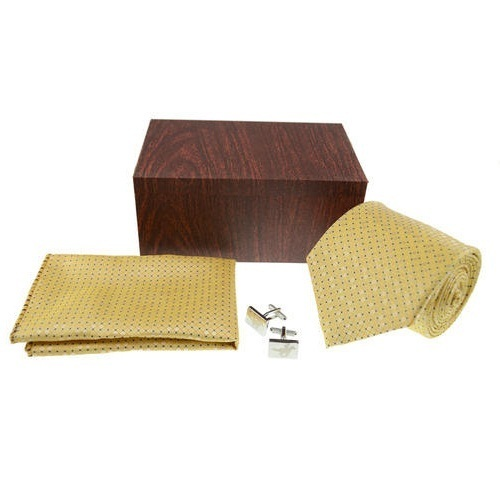 Wooden Tie Packing Box