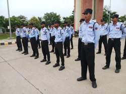 Male Corporate Bank Security Guard Service, India