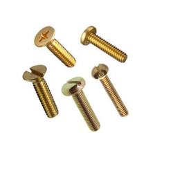 Brass Metallic Screw