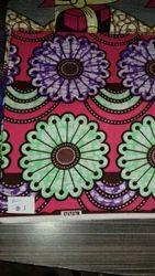 Printed 44-45 Raymond Chirag Cotton African Print Fabric Kitange, for Garments, GSM: 100-150