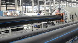 Increase in HDPE Pipe Production