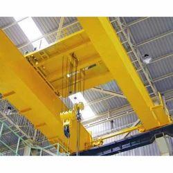 Double Beam EOT Overhead Crane