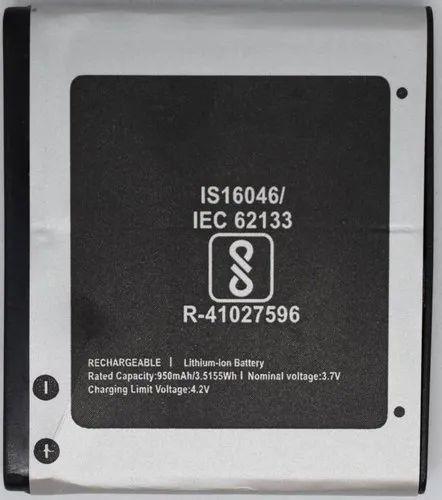 Micromax X803 Battery Pc 10750