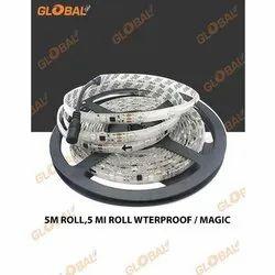 Global Waterproof Stripes Light, 12-24 V