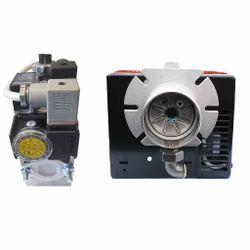 Mild Steel Bentone Damper Motor, 1 - 2 KW