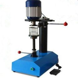 Manual Tin Capping Machine