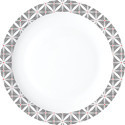 Black Diamond Sonata Melamine Plate