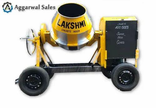 Kirloskar Cement Concrete Mixer Machine