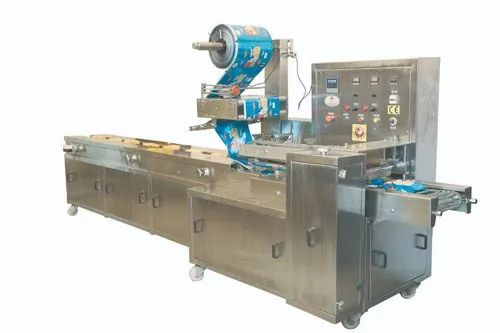 Automatic Rusk and Khari Packing Machine (Family Pack)