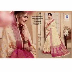 Rachna Banarasi Silk Saawariya Catalog Saree Set For Woman 2