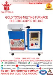 Premium Digital Electric Gold & Silver Melting Machine