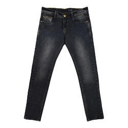 Double knitting Soft Jeans