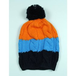 Colorful Kids Winter Cap