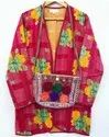 Big Block Kantha Jacket