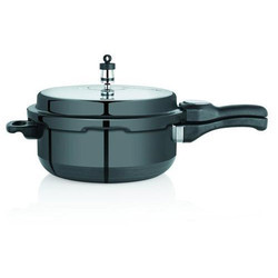 Trendy Black Pressure Pan