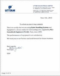Uttam Galva Steels Limited