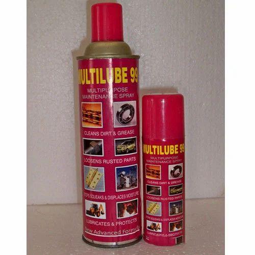 Rust Penetrant Cum Lubricant Spray