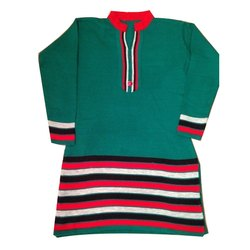 Casual Wear Woolen Full Sleeves Kurti