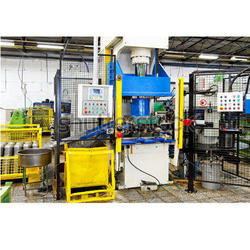 Hydraulic Press Machine Service