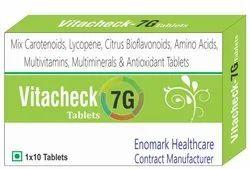 Mix Carotenoids, Lycopene, Citrus Bioflavonoids and Amino Acids