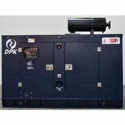 DPK 30KVA 3 Phase Liquid Cooled Diesel Genset, Voltage: 415 V