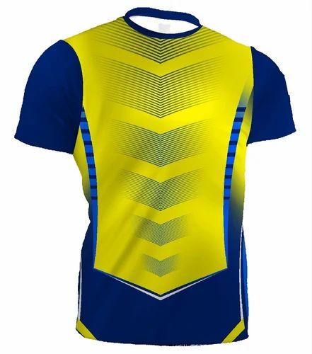 e0551d44 Mens Round Neck Digital Printed T-Shirt, Size: S, M & L, Rs 300 ...