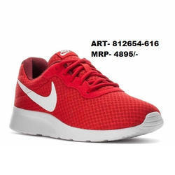 Nike Red Shoes, Model : Art-8126654-616