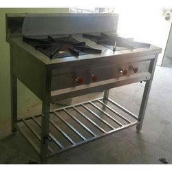 Chinese Two Burner Range