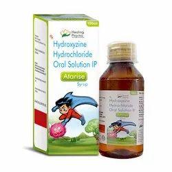Atarise Syp - Hydroxyzine Hydrochloride