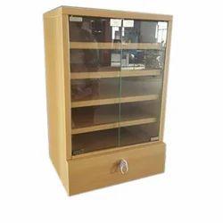 Wooden Storage Cabinet, Dimension: 24 x 16 x 12 inch