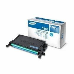 Samsung CLT C508S / XIP Cyan Toner Cartridge
