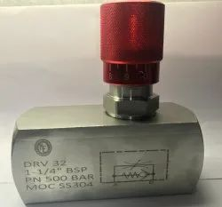 Stainless Steel Flow Control Valve