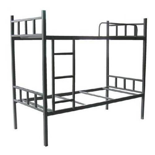 SS Double Deck Bed at Rs 6000 /unit | Stainless Steel Beds | ID ...