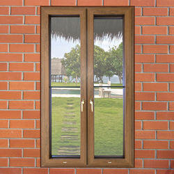 UPVC Villa Window