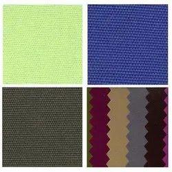 Organic Cotton Canvas Dyed Fabric