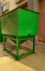 ACCURATE INDUSTRIES Cone Bottom Tank, Capacity: 5000-10000 L, Depends