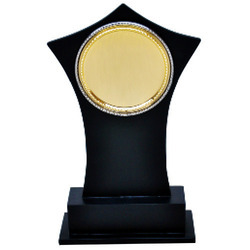 Wooden Award Trophy
