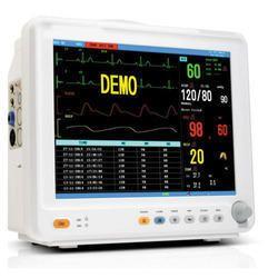 3 Lead Cardiac Monitor