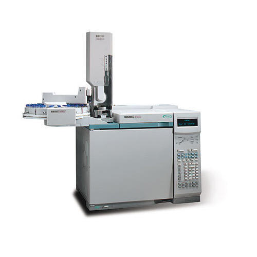 Refurbished Agilent Gas Chromatography, Industrial And