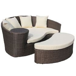 Poolside Rattan Furniture